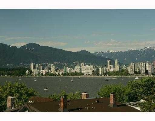 Main Photo: # 306 2469 CORNWALL AV in Vancouver: Kitsilano Condo for sale (Vancouver West)  : MLS®# V727532