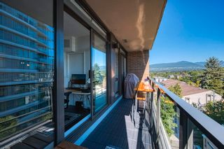 """Photo 14: 1009 170 W 1ST Street in North Vancouver: Lower Lonsdale Condo for sale in """"ONE PARK LANE"""" : MLS®# R2605831"""