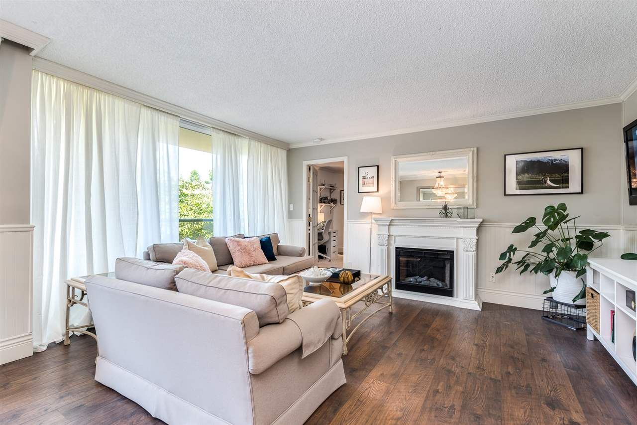 Main Photo: 201 4353 HALIFAX STREET in Burnaby: Brentwood Park Condo for sale (Burnaby North)  : MLS®# R2480934