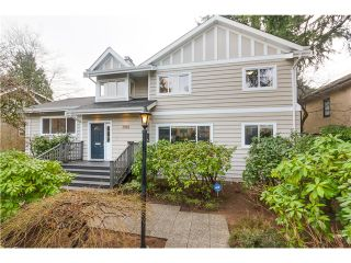 """Photo 1: 3982 W 33RD Avenue in Vancouver: Dunbar House for sale in """"Dunbar"""" (Vancouver West)  : MLS®# V1099859"""