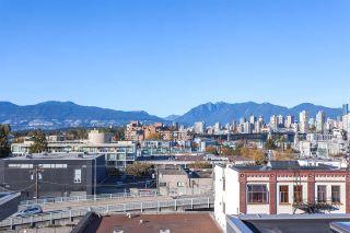 "Photo 16: 409 1628 W 4TH Avenue in Vancouver: False Creek Condo for sale in ""RADIUS"" (Vancouver West)  : MLS®# R2006008"