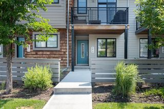 Photo 2: 393 WALDEN Drive SE in Calgary: Walden Row/Townhouse for sale : MLS®# A1126441