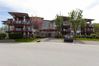 "Photo 1: 105 16447 64 Avenue in Surrey: Cloverdale BC Condo for sale in ""St. Andrew's"" (Cloverdale)  : MLS®# R2264065"