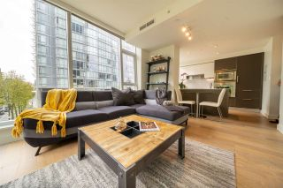 "Photo 1: 303 1499 W PENDER Street in Vancouver: Coal Harbour Condo for sale in ""WEST PENDER PLACE"" (Vancouver West)  : MLS®# R2571095"
