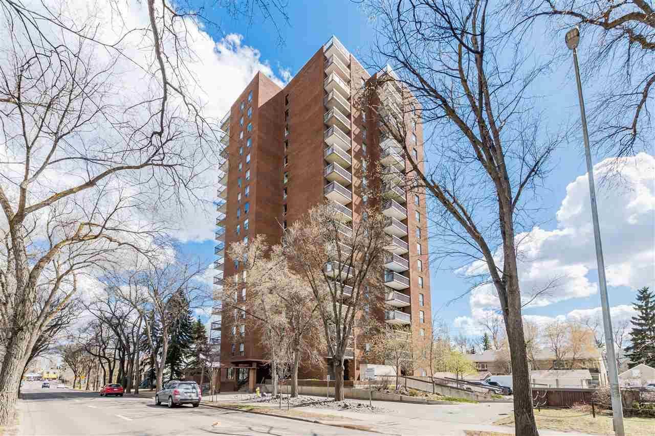 Main Photo: 1805 11027 87 Avenue in Edmonton: Zone 15 Condo for sale : MLS®# E4242522