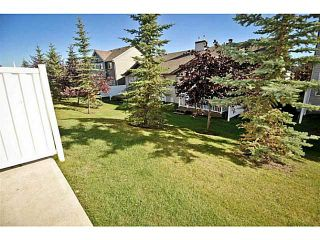 Photo 18: 134 EVERSTONE Place SW in CALGARY: Evergreen Townhouse for sale (Calgary)  : MLS®# C3636844