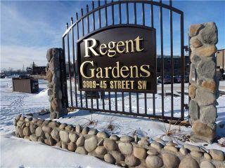 Photo 1: 107 3809 45 Street SW in CALGARY: Glenbrook Townhouse for sale (Calgary)  : MLS®# C3499753
