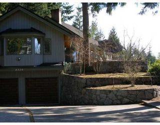 Photo 3: 4720 WOODLEY DR in West Vancouver: Cypress Park Estates House for sale ()  : MLS®# V812473