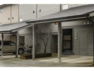 """Photo 1: 249 BALMORAL PL in Port Moody: North Shore Pt Moody Townhouse for sale in """"BALMORAL PLACE"""" : MLS®# V987932"""