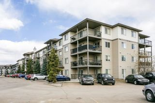 Main Photo: 403 1188 HYNDMAN Road in Edmonton: Zone 35 Condo for sale : MLS®# E4259060