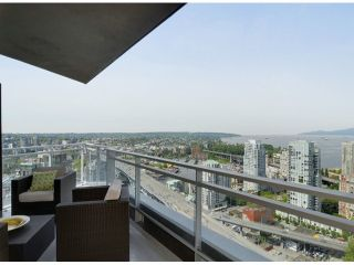 "Photo 2: 4001 1372 SEYMOUR Street in Vancouver: Downtown VW Condo for sale in ""THE MARK"" (Vancouver West)  : MLS®# V1063331"