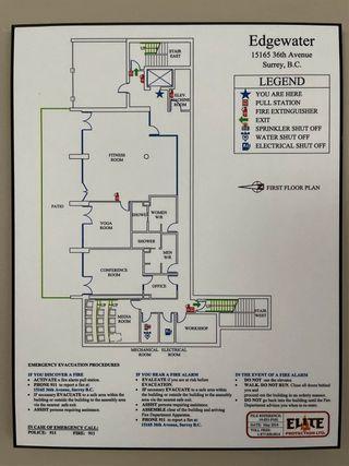 "Photo 34: 202 15195 36 Avenue in Surrey: Morgan Creek Condo for sale in ""Edgewater"" (South Surrey White Rock)  : MLS®# R2600420"