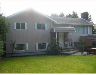 Photo 1: 578 CHAPMAN Avenue in Coquitlam: Coquitlam West House for sale : MLS®# V711852