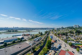 Photo 28: 801 200 NELSON'S Crescent in New Westminster: Sapperton Condo for sale : MLS®# R2606193