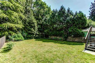 Photo 19: 11782 N WILDWOOD Crescent in Pitt Meadows: South Meadows House for sale : MLS®# R2065403