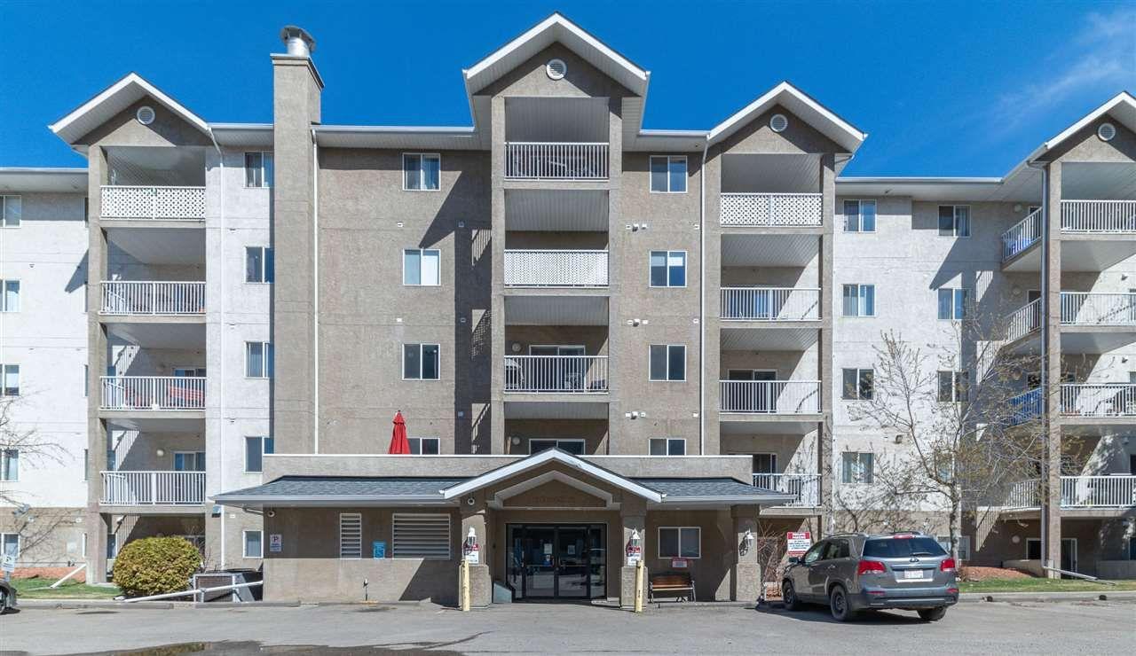 Main Photo: 117 10535 122 Street in Edmonton: Zone 07 Condo for sale : MLS®# E4234292