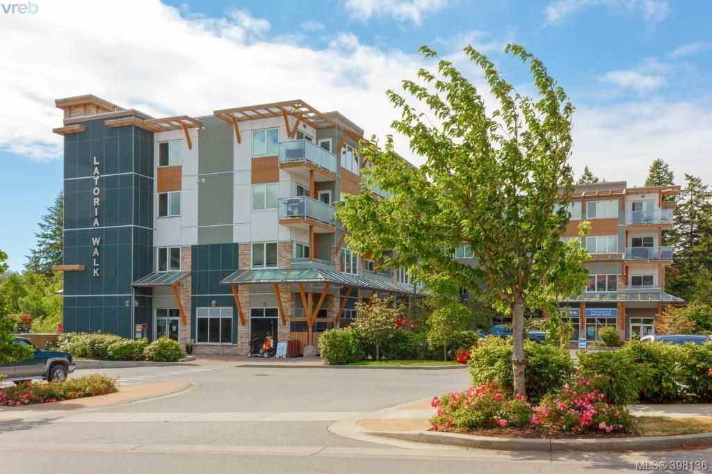 Main Photo: 312 611 Brookside Rd in VICTORIA: Co Latoria Condo for sale (Colwood)  : MLS®# 796459