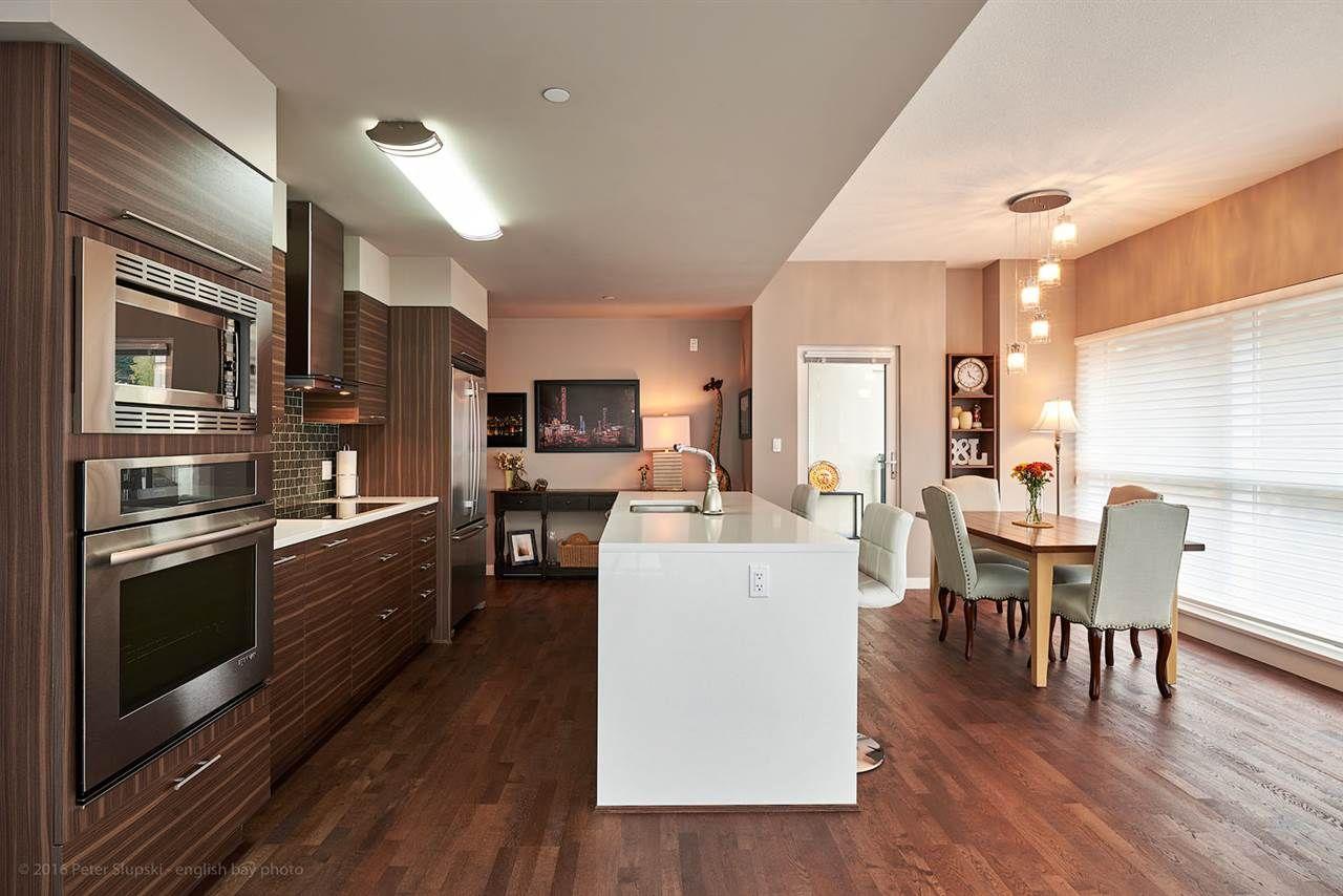 Photo 7: Photos: 401 317 BEWICKE Avenue in North Vancouver: Hamilton Condo for sale : MLS®# R2118583