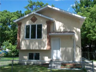 FEATURED LISTING: 559 BURROWS Avenue WINNIPEG