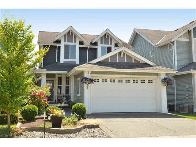Main Photo: 20850 84A AVENUE in : Willoughby Heights House for sale (Langley)  : MLS®# F1417413