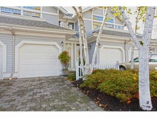 "Photo 2: 2 5708 208TH Street in Langley: Langley City Townhouse for sale in ""BRIDAL RUN"" : MLS®# F1431828"
