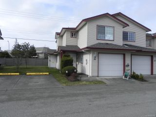 Photo 1: 26 717 ASPEN ROAD in COMOX: CV Comox (Town of) Row/Townhouse for sale (Comox Valley)  : MLS®# 810000