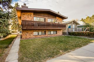 Main Photo: 1215-1217 20 Avenue NW in Calgary: Capitol Hill Duplex for sale : MLS®# A1155446