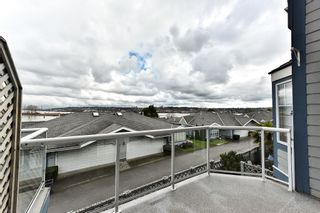 "Photo 18: 122 28 RICHMOND Street in New Westminster: Fraserview NW Townhouse for sale in ""CASTLERIDGE"" : MLS®# R2157628"