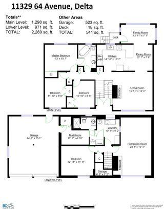 "Photo 45: 11329 64TH Avenue in Delta: Sunshine Hills Woods House for sale in ""Sunshine Hills"" (N. Delta)  : MLS®# F1441149"