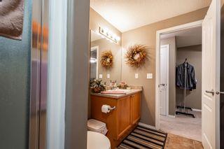 Photo 23: 124 CASTLE Drive in Edmonton: Zone 27 House Half Duplex for sale : MLS®# E4260271