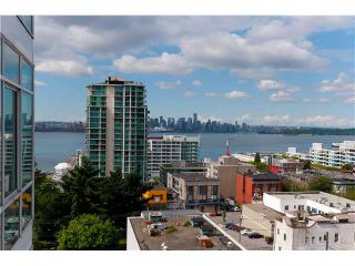 Photo 10: # 1004 130 E 2ND ST in North Vancouver: Lower Lonsdale Condo for sale : MLS®# V1012101