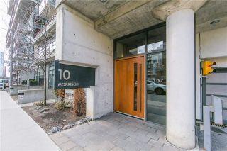 Photo 17: 10 Morrison St Unit #405 in Toronto: Waterfront Communities C1 Condo for sale (Toronto C01)  : MLS®# C4095581
