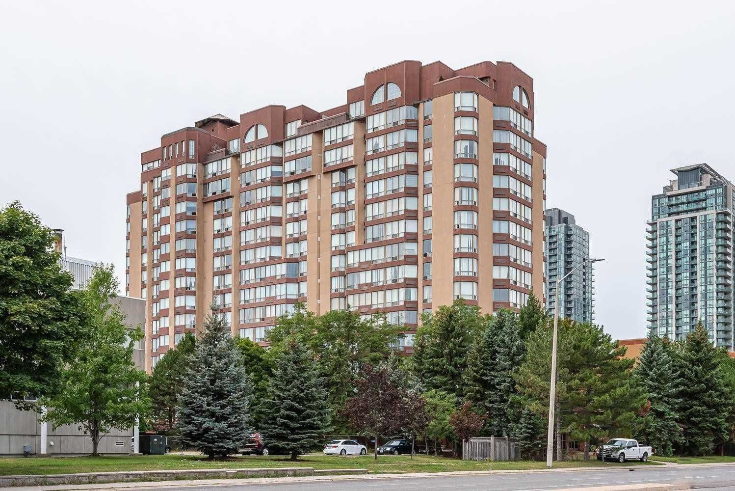 Main Photo: 602 25 Fairview Road in Mississauga: Fairview Condo for lease : MLS®# W5122526