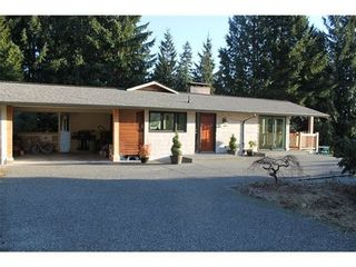 Photo 1: 4875 SKYLINE Drive in North Vancouver: Home for sale : MLS®# V1098965