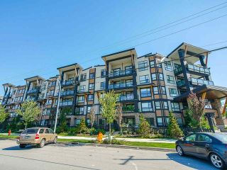 """Photo 1: 310 20829 77A Avenue in Langley: Willoughby Heights Condo for sale in """"THE WEX"""" : MLS®# R2495955"""
