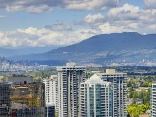 """Photo 13: 2806 6080 MCKAY Avenue in Burnaby: Metrotown Condo for sale in """"Station Square 4"""" (Burnaby South)  : MLS®# R2590573"""