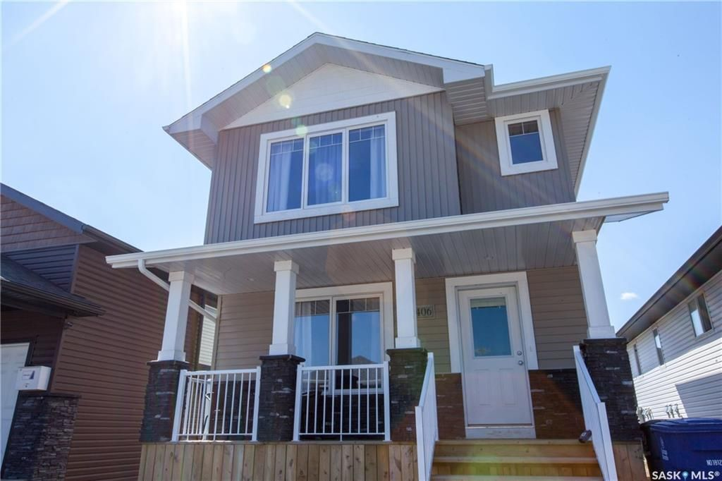 Main Photo: 406 Boykowich Street in Saskatoon: Evergreen Residential for sale : MLS(r) # SK701201