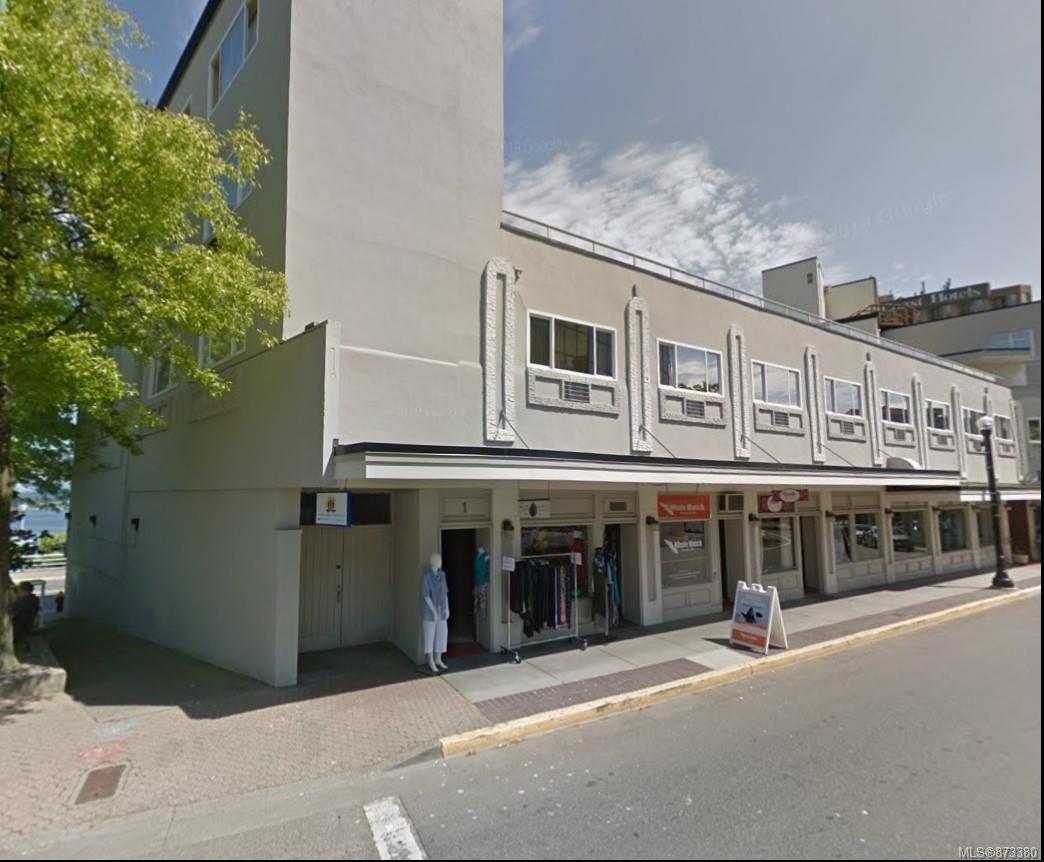 Main Photo: 1 70 Church St in : Na Old City Mixed Use for lease (Nanaimo)  : MLS®# 873380