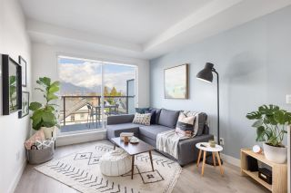 """Main Photo: 310 2141 E HASTINGS Street in Vancouver: Hastings Condo for sale in """"The Oxford"""" (Vancouver East)  : MLS®# R2561515"""