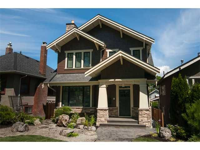 Main Photo: 3451 W 27TH Avenue in Vancouver: Dunbar House for sale (Vancouver West)  : MLS®# V1018086
