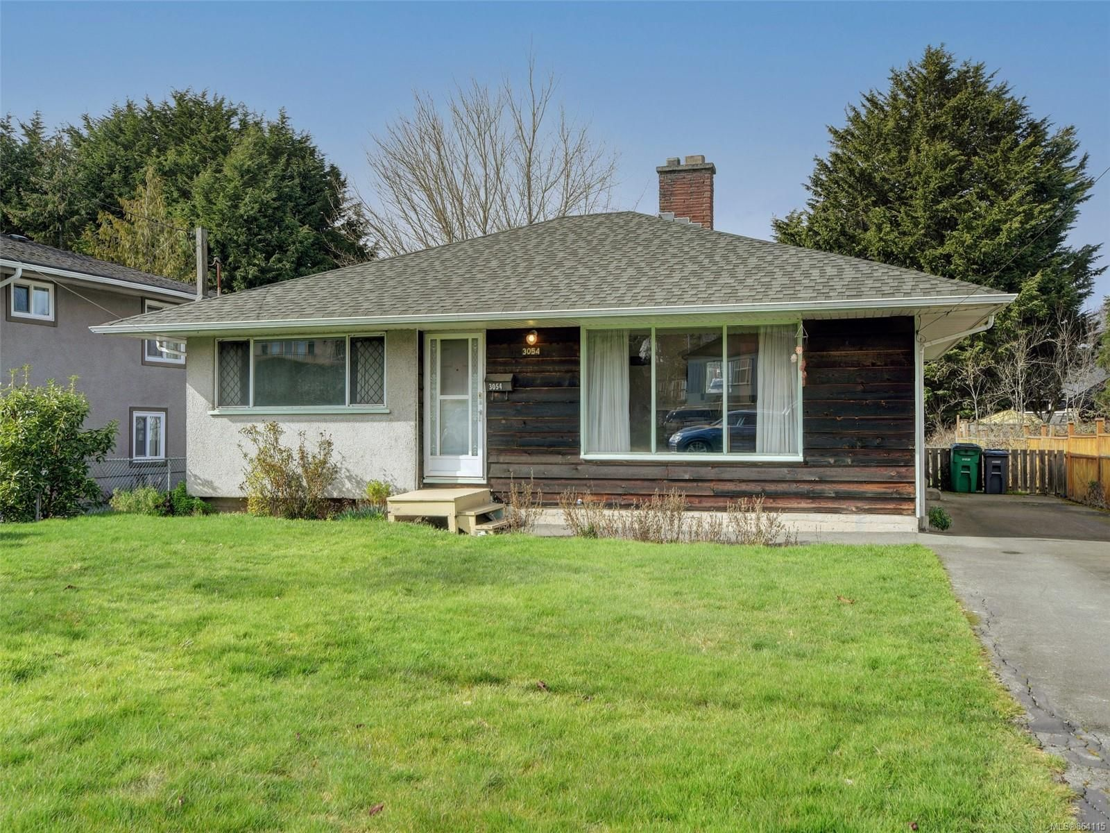 Main Photo: 3054 Donald St in : SW Gorge House for sale (Saanich West)  : MLS®# 864115