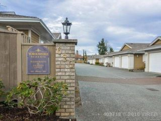 Photo 26: 6 650 Yorkshire Dr in CAMPBELL RIVER: CR Willow Point Row/Townhouse for sale (Campbell River)  : MLS®# 722174