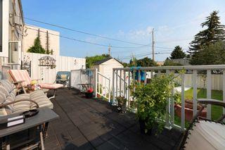 Photo 28: 10410 LAUDER Avenue in Edmonton: Zone 01 Attached Home for sale : MLS®# E4256925