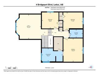 Photo 50: 4 Bridgeport Boulevard: Leduc House for sale : MLS®# E4254898