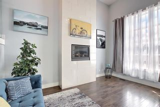 Photo 2: 207 1530 Bayside Avenue SW: Airdrie Row/Townhouse for sale : MLS®# A1107949