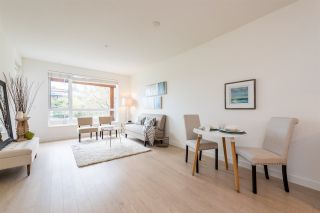 """Photo 9: 105 1621 HAMILTON Avenue in North Vancouver: Mosquito Creek Condo for sale in """"Heywood on the Park"""" : MLS®# R2393282"""