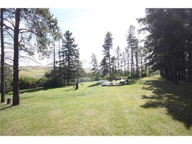 Main Photo: 270020 RGE RD 45 in COCHRANE: Rural Rocky View MD Residential Detached Single Family for sale : MLS®# C3503271