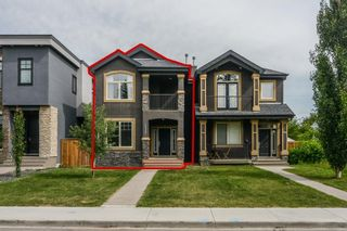Photo 2: B 1330 19 Avenue NW in Calgary: Capitol Hill House for sale : MLS®# C4138798