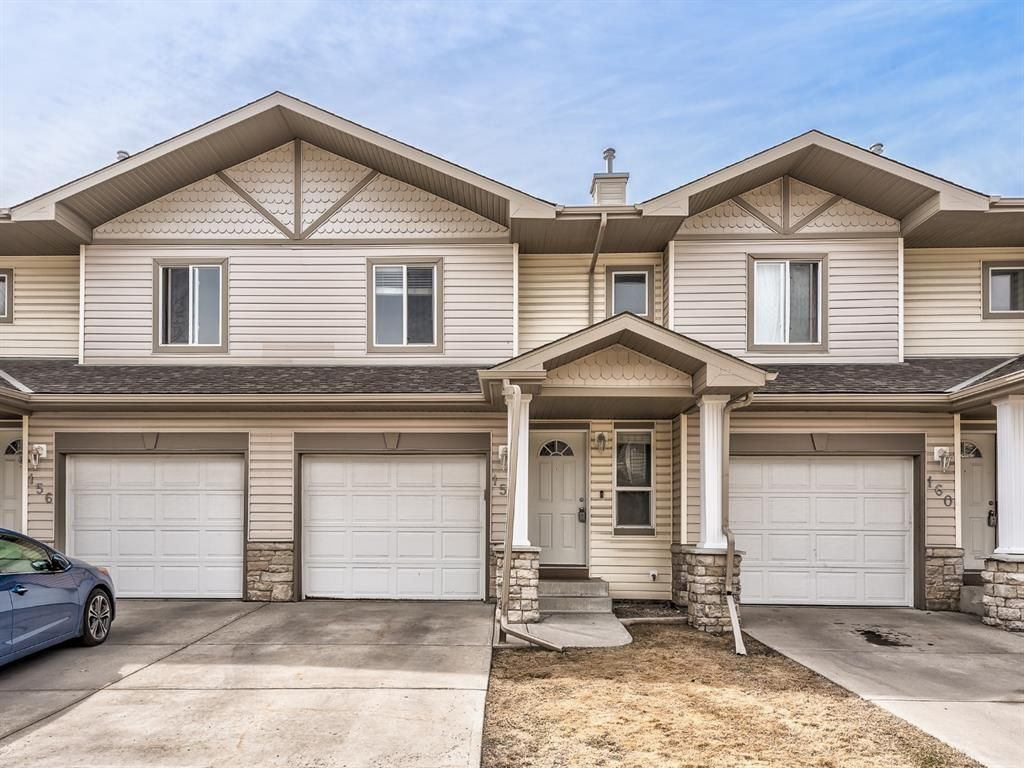 Main Photo: 158 Citadel Meadow Gardens NW in Calgary: Citadel Row/Townhouse for sale : MLS®# A1112669