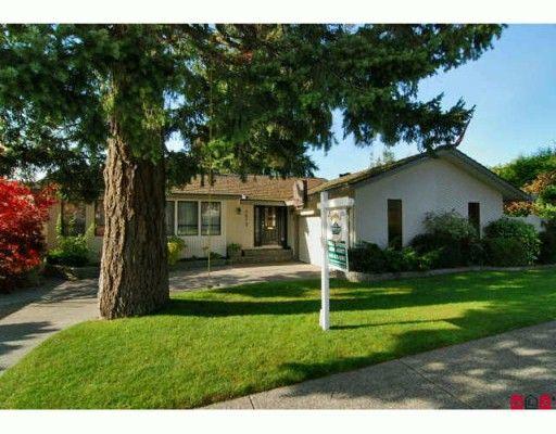 Main Photo: 7675 GARRETT Drive in Delta: Nordel House for sale (N. Delta)  : MLS®# F2925181